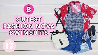 Download 8 Cutest Fashion Nova Swimsuits Under $40 | Style Lab Video