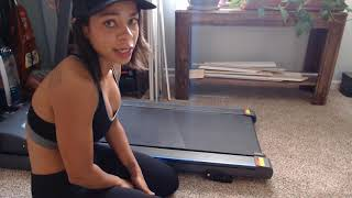 Download GoPlus 2.25 HP Electric Foldable Treadmill Review Video