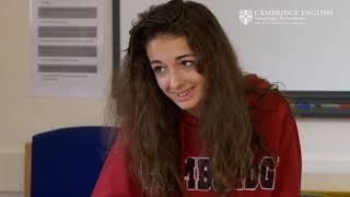 Download Cambridge English: Preliminary for Schools, Victoria and Chiara Video