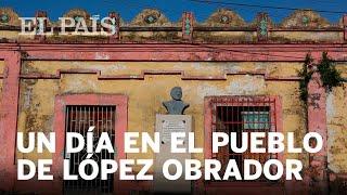 Download Un día en el pueblo de Andrés Manuel López Obrador, candidato a la presidencia de México. | Elecc... Video
