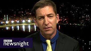 Download Glenn Greenwald on the Trump memo, the CIA and Russia - BBC Newsnight Video