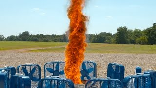 Download Fire Tornado in Slow Motion 4K - The Slow Mo Guys Video