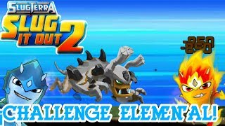 Download CHALLENGE DE ELEMENTALES | SLUGTERRA SLUG IT OUT 2 | SPLASH Video