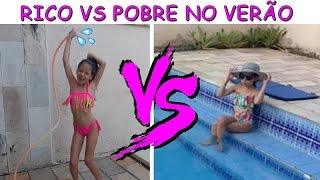 Download RICO VS POBRE NO VERÃO - PLANETA DAS GÊMEAS Video