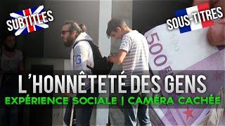 Download L'HONNÊTETÉ DES GENS- EXPÉRIENCE SOCIALE CAMÉRA CACHÉE Video
