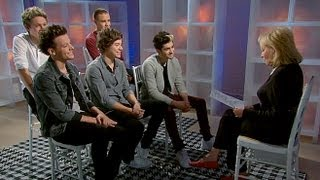 Download One Direction Makes Barbara Walters' 10 Most Fascinating People List Video