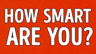 Download Are You Smart Enough For Your Age? Video