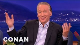 Download Bill Maher Is Over Donald Trump's Ridiculous Lawsuit - CONAN on TBS Video