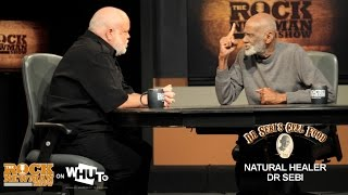 Download DR SEBI on The Rock Newman Show Video