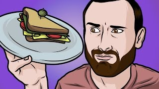 Download SANDWICHES ARE DANGEROUS - Gmod TTT Funny Multiplayer Moments Video