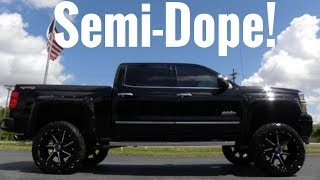Download 2017 Chevy High Country Pick-Up Truck Review!! Video
