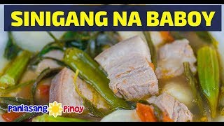 Download Sinigang na Baboy with Gabi Video