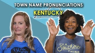 Download We Tried to Pronounce these Kentucky Town Names Video