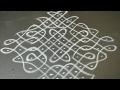Download Kolam design rangoli Muggulu with dots 10 to 2 Video