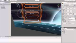Unity3D Tutorials 4 6 UI :- Make Buttons Animation Free Download