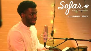 Download Jubiril Awe - Bad Poetry | Sofar Chicago Video