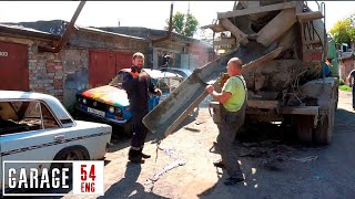 Download Filling a car with 5 tons of concrete – will it drive Video