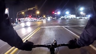 Download Bicycle Commuting Pros And Cons Tips Night Cycling Bike Blogger Video