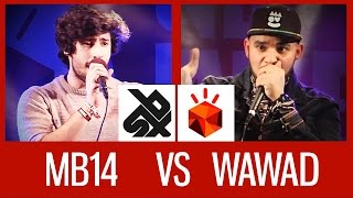Download MB14 (FRA) vs WAWAD (FRA) | Grand Beatbox LOOPSTATION Battle '15 | SMALL FINAL Video