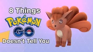 Download 8 Things Pokemon Go Doesn't Tell You Video