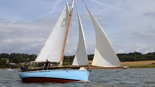 Download My Classic Boat. Plymouth Hooker, Spinaway. 1889 Video
