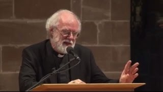 Download Dr Rowan Williams' Inaugural Lecture, University of Chester Video