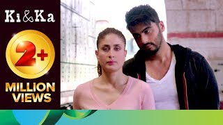 Download Pyaar Nahi Karta Toh Shaadi Kyon Karna Chahta Hai | Ki & Ka | Arjun, Kareena | Movie Scene Video