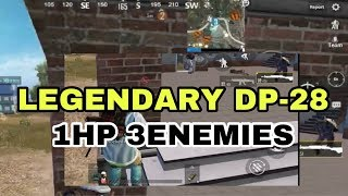 Download Worst Situation ever. Legendary DP-28 | PUBG MOBILE Video
