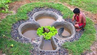 Download Secret primitive: Building Fish Pond Video