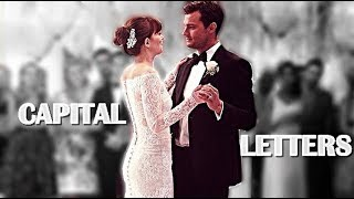 Download • Capital Letters || Christian & Anastasia [Fifty Shades Freed Soundtrack] Video