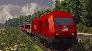 Download LET`S TEST Train Simulator 2015 / Test der ER20 ÖBB 2016 von RSSLO nach Bregenz Video