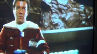 Download 'KHAAAN!!!', nasty ear creatures, and Khan stealing the Genesis project (Star Trek 2 Scene). Video