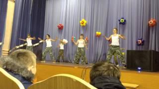 Download Танец на 23 февраля. Танцевальный коллектив Step ap Video