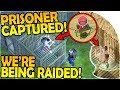 Download WE'RE BEING RAIDED + CAPTURING our FIRST PRISONER! - REVENGE RAID - Jurassic Survival Gameplay Video