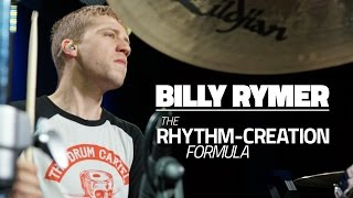 Download Billy Rymer (The Dillinger Escape Plan) - The Rhythm Creation Formula - Drum Lesson (Drumeo) Video