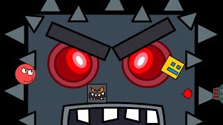 Download Geometry Dash vs Red Ball Animation - The End Video