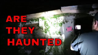 Download Midnight at The Abandoned Grain Mill and GHOST TOWN ″BEWARE″ Video