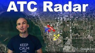Download Ground School: ATC ″Radar″ Overlay w/Audio | Class C Radio Work Video