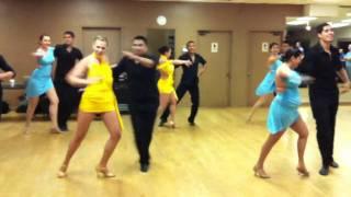 Download Spartan Mambo Hot Salsa Friday Performance Video