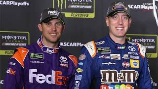 Download NASCAR's three-headed monster rolls into New Hampshire Video