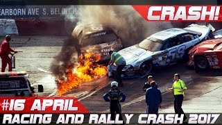 Download Racing and Rally Crash Compilation Week 16 April 2017 Video