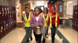 Download Browne Elementary students put focus on bucket filling Video