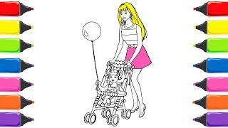 Barbie Boyama 3 Oyununun Tanıtım Videosu Free Download Video Mp4 3gp
