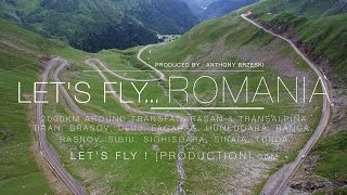 Download Let's fly … ROMANIA ! 2000km drone-trip to discover amazing Romania ! [4K] Video