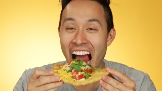 Download Americans Try Native American Food For The First Time Video