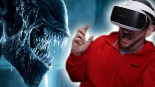 Download Aliens in virtual reality! PLAYSTATION VR WORLDS GAMEPLAY Video