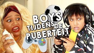 Download DINGEN die JONGENS DOEN tijdens DE PUBERTEIT Video