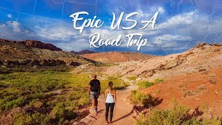 Download EPIC USA Road Trip! (2,361 Miles, 21 Days, 7 States and 6 Nat'l Parks) Video