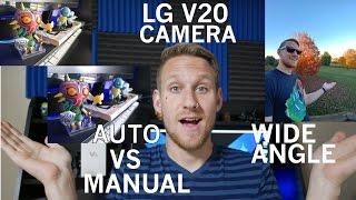 Download LG V20: Camera Samples - Manual VS Auto Mode & Wide Angle Video