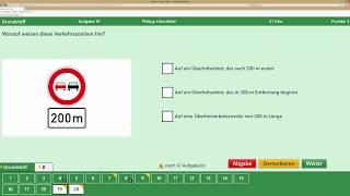 Download Hilfe für deine Theorieprüfung/0 Fehler Musterprüfung Video